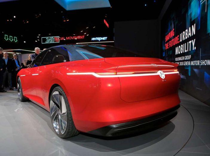 Veicoli elettrici, il Gruppo Volkswagen espande la produzione - Foto 15 di 18