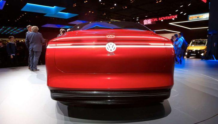 Veicoli elettrici, il Gruppo Volkswagen espande la produzione - Foto 4 di 18