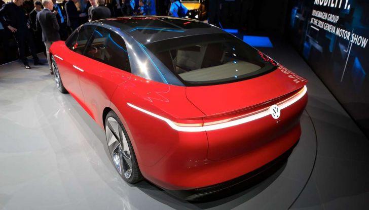 Ginevra 2018: le auto elettriche presentate al Salone - Foto 23 di 33