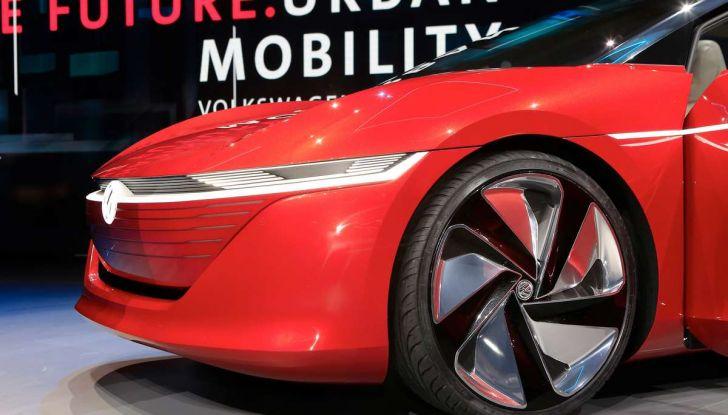 Ginevra 2018: le auto elettriche presentate al Salone - Foto 25 di 33