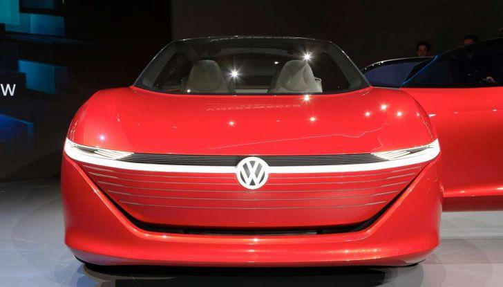Ginevra 2018: le auto elettriche presentate al Salone - Foto 24 di 33