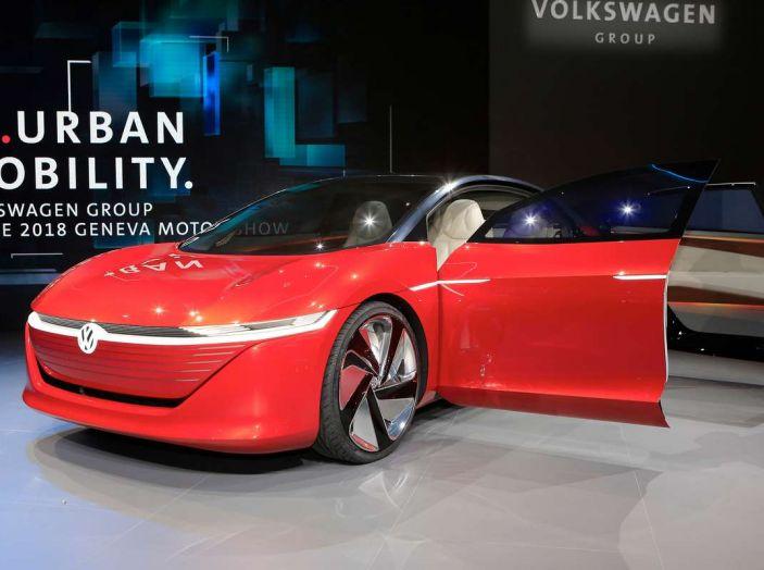 Veicoli elettrici, il Gruppo Volkswagen espande la produzione - Foto 1 di 18