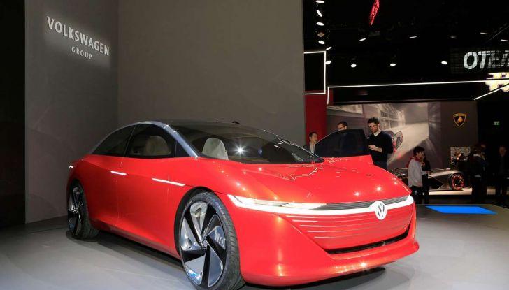 Veicoli elettrici, il Gruppo Volkswagen espande la produzione - Foto 18 di 18