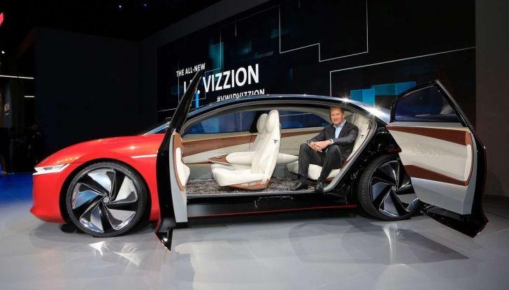 Ginevra 2018: le auto elettriche presentate al Salone - Foto 22 di 33