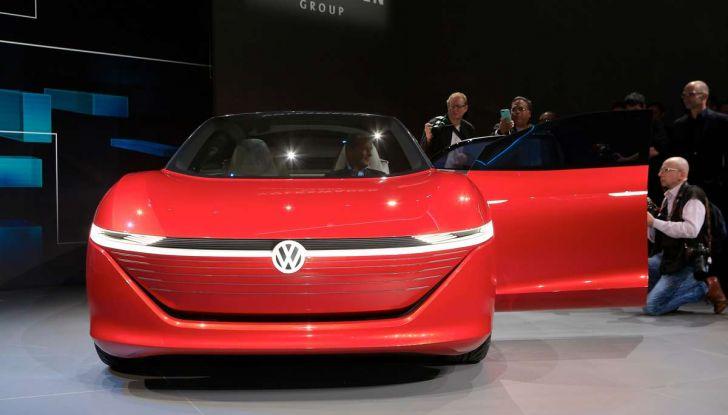 Veicoli elettrici, il Gruppo Volkswagen espande la produzione - Foto 10 di 18