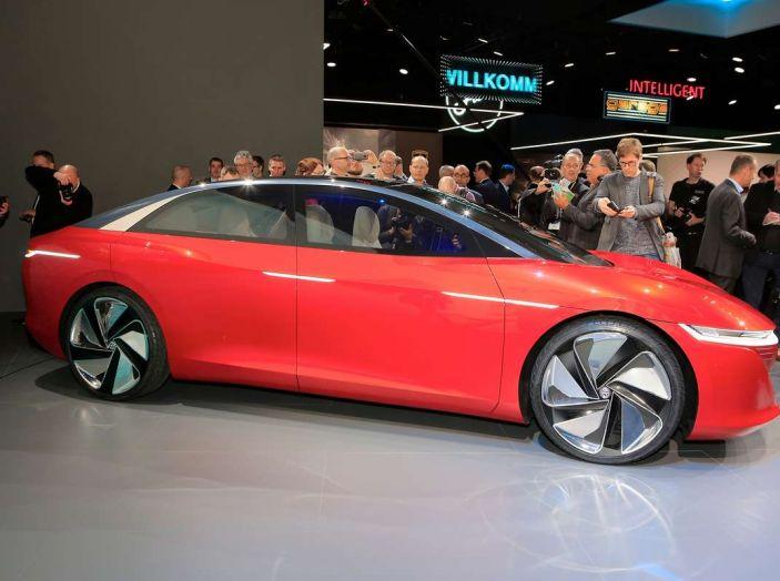 Veicoli elettrici, il Gruppo Volkswagen espande la produzione - Foto 12 di 18