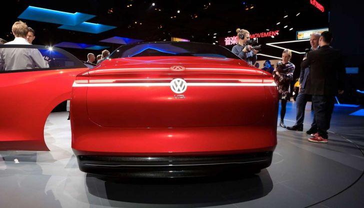 Veicoli elettrici, il Gruppo Volkswagen espande la produzione - Foto 14 di 18