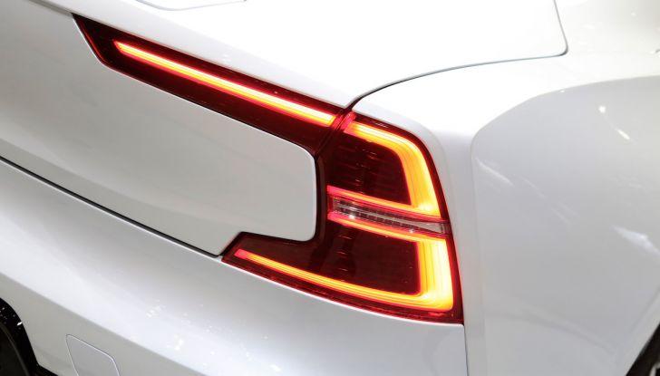 Polestar 1, l'ibrida da 600CV di Volvo per il premium ad alte prestazioni - Foto 10 di 19