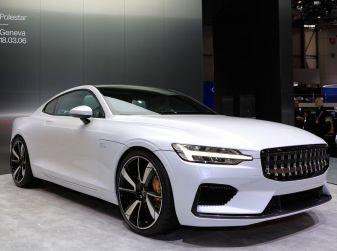 Polestar 1, l'ibrida da 600CV di Volvo per il premium ad alte prestazioni
