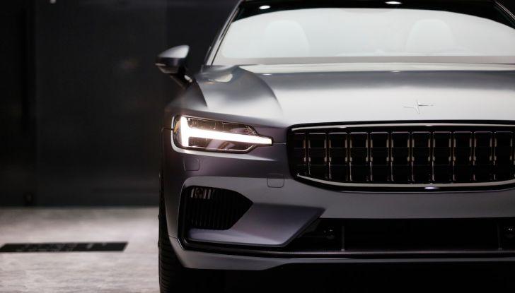 Polestar 1, l'ibrida da 600CV di Volvo per il premium ad alte prestazioni - Foto 19 di 19
