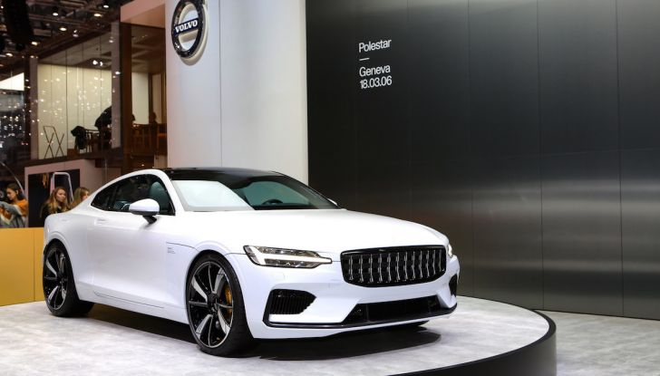 Polestar 1, l'ibrida da 600CV di Volvo per il premium ad alte prestazioni - Foto 2 di 19