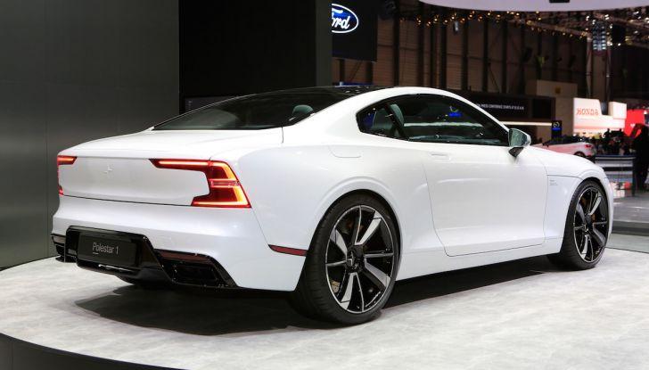 Ginevra 2018: le auto elettriche presentate al Salone - Foto 27 di 33