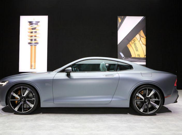 Ginevra 2018: le auto elettriche presentate al Salone - Foto 26 di 33