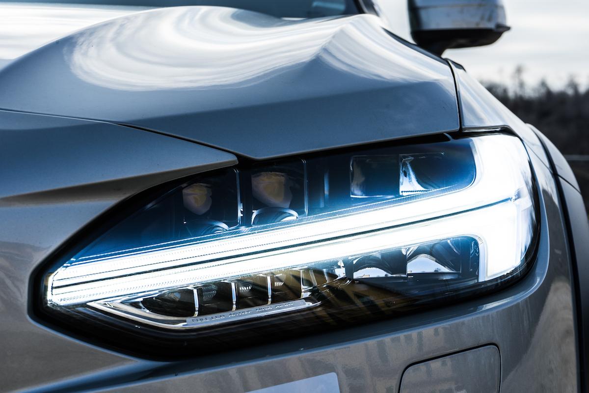 Volvo V90 Fari full led