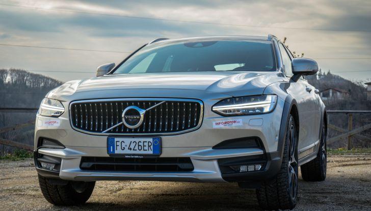 Automobili e camion Volvo comunicano nel traffico in tempo reale - Foto 9 di 44