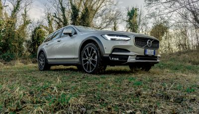 Prova Volvo V90 Cross Country PRO