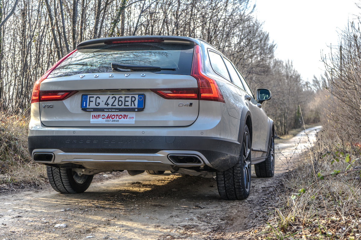 Volvo V90 Cross Country Pro Offroad