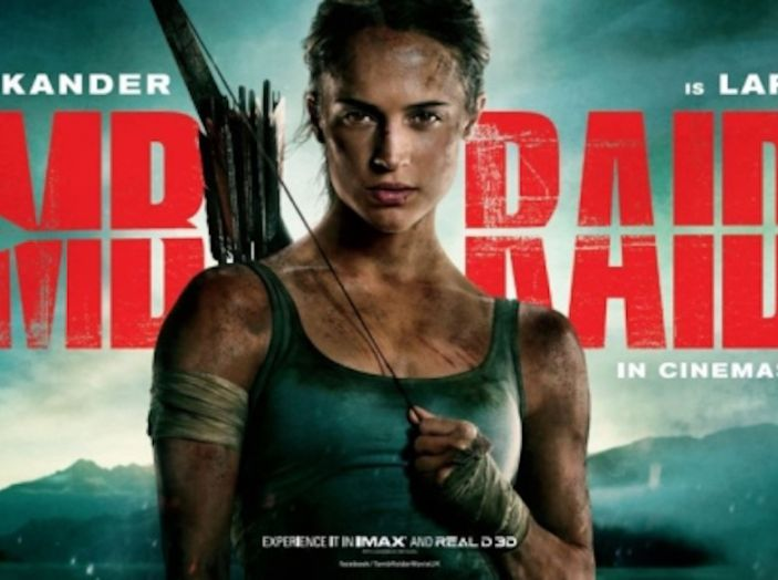 Volvo XC40 protagonista in Tomb Raider con Lara Croft - Foto 3 di 5
