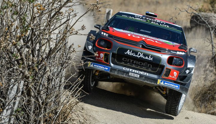 WRC Messico 2018 – Giorno 1: grande risultato per Loeb con la sua C3 WRC al secondo posto - Foto 1 di 6
