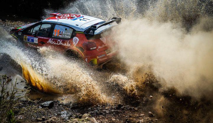 WRC Messico 2018 – Giorno 1: grande risultato per Loeb con la sua C3 WRC al secondo posto - Foto 2 di 6