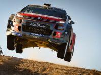 WRC Messico 2018: una gara memorabile per il team Citroën