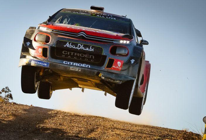 WRC Messico 2018: una gara memorabile per il team Citroën - Foto 1 di 1