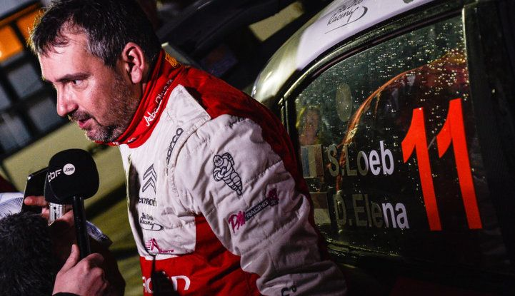 WRC Messico 2018: il racconto di Daniel Elena della gara di Sébastien Loeb con la C3 WRC - Foto 3 di 6