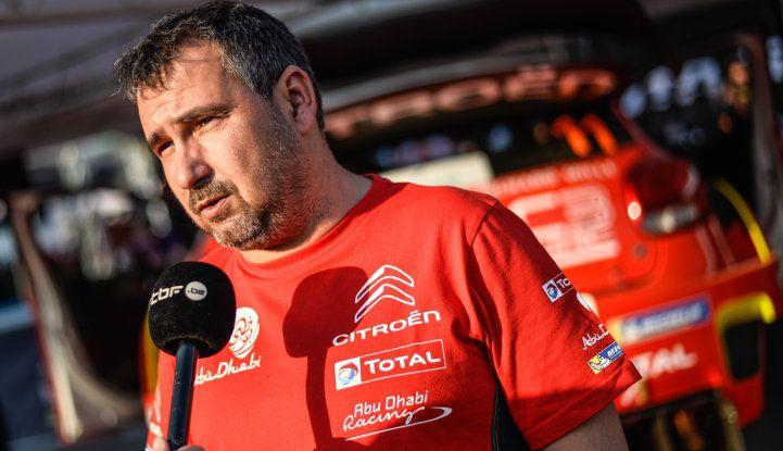 WRC Messico 2018: il racconto di Daniel Elena della gara di Sébastien Loeb con la C3 WRC - Foto 4 di 6