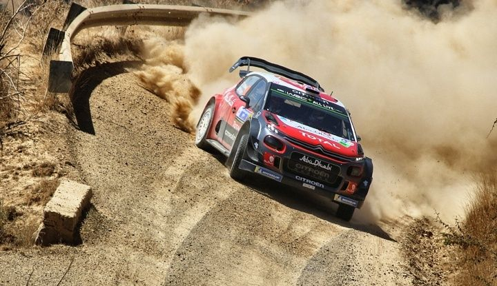 WRC Messico – Giorno 3: secondo podio consecutivo per la Citroën C3 WRC - Foto 2 di 6