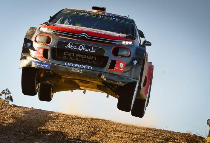 WRC Messico – Giorno 3: secondo podio consecutivo per la Citroën C3 WRC - Foto 3 di 6