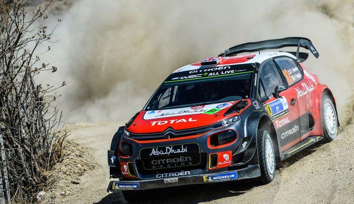 WRC Messico – Giorno 3: secondo podio consecutivo per la Citroën C3 WRC - Foto 4 di 6