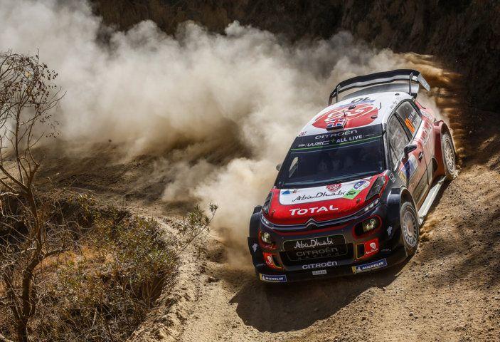 WRC Messico – Giorno 3: secondo podio consecutivo per la Citroën C3 WRC - Foto 5 di 6