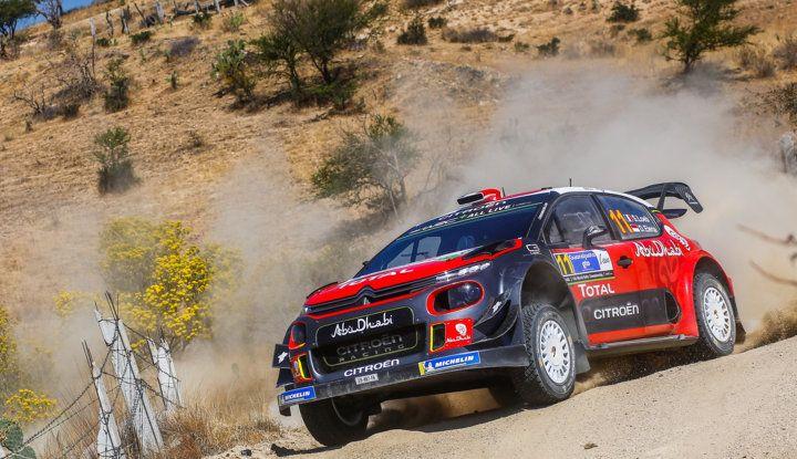 WRC Messico – Giorno 3: secondo podio consecutivo per la Citroën C3 WRC - Foto 6 di 6