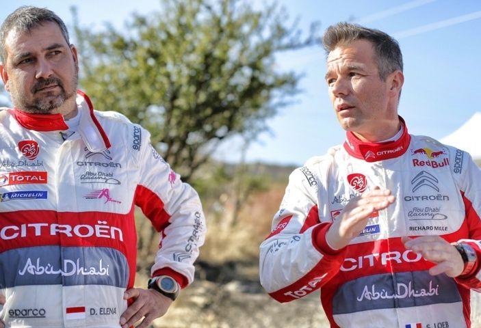 WRC Messico 2018 – shakedown: le dichiarazioni dei piloti Citroën - Foto 2 di 2