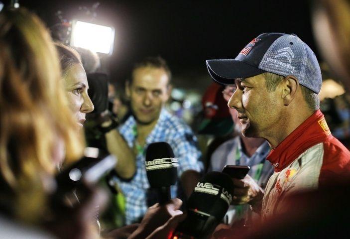 WRC Messico 2018 – Giorno 3: le dichiarazioni dei piloti Citroën al termine del Rally - Foto 3 di 5