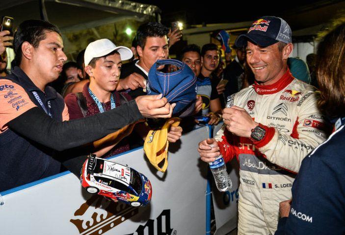 WRC Messico 2018 – Giorno 3: le dichiarazioni dei piloti Citroën al termine del Rally - Foto 5 di 5