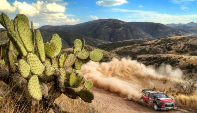 WRC Messico 2018: il team Citroën punta in alto