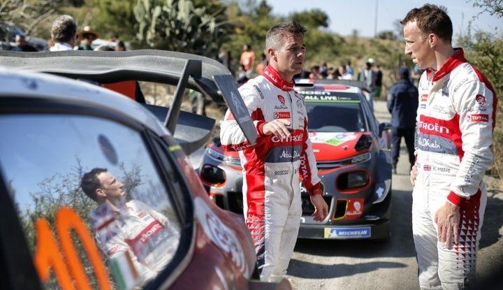 WRC Messico 2018- shakedown: il ritmo giusto per le C3 WRC - Foto 4 di 4