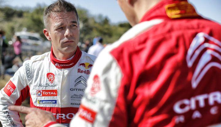 WRC Messico 2018: le dichiarazioni del team Citroën prima della gara - Foto 1 di 3