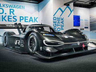 Volkswagen I.D. R., la sportiva elettrica per la Pikes Peak 2018