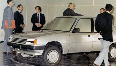 Il papà della Peugeot 205 ci ha lasciato