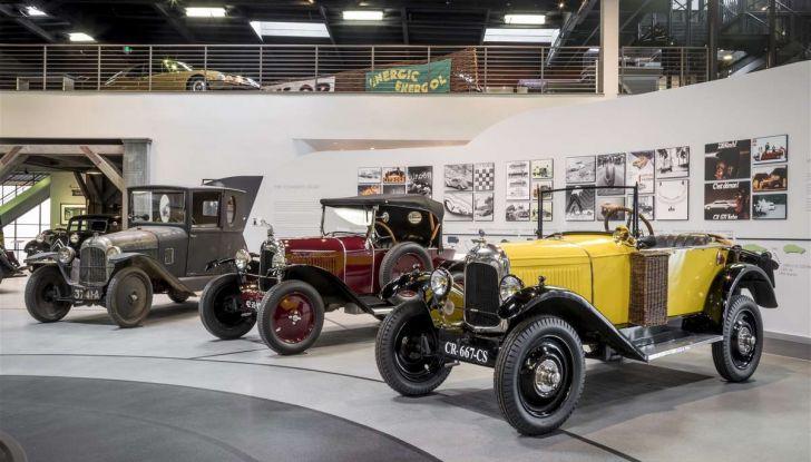 100 anni di Citroen : una storia di grandi successi - Foto 1 di 15