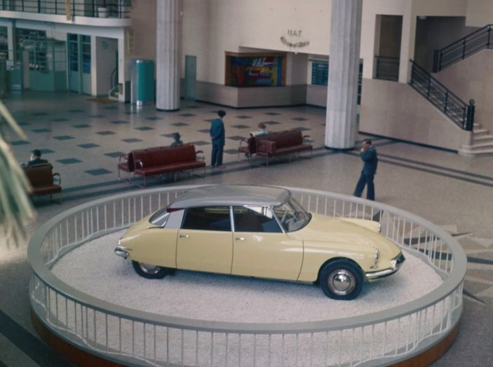 DS 19 – L'origine dell'avanguardia di DS Automobiles - Foto 1 di 4