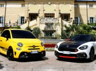 Abarth 695 e 124 Spider GT premiate per il Design da Auto Bild
