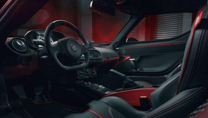 Alfa Romeo 4C Pogea Racing Nemesis, tuning da 477 CV - Foto 4 di 7