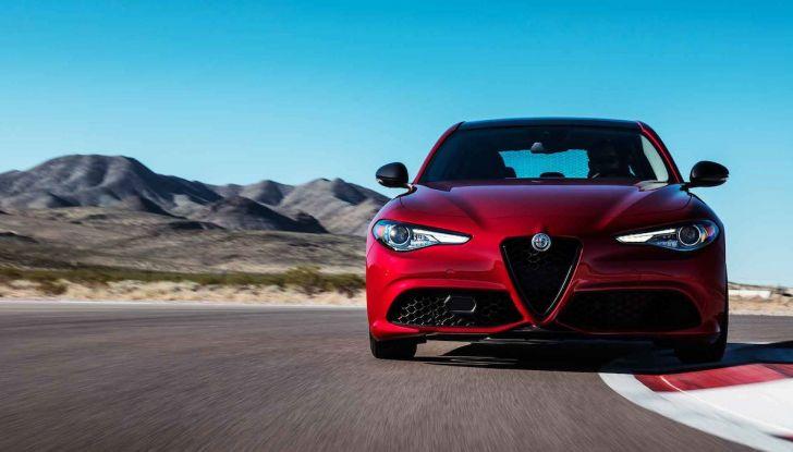 Il tuning Alfa Romeo Giulia Quadrifoglio da 680CV e 850Nm di coppia - Foto 5 di 34