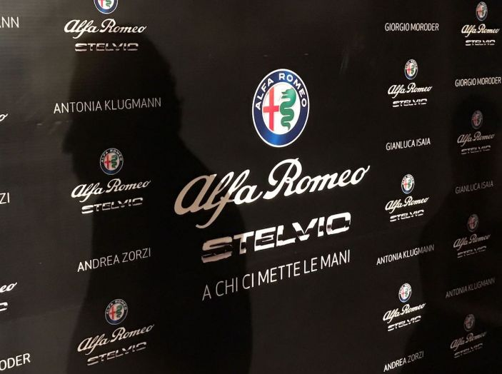 Alfa Romeo Stelvio Quadrifoglio, ultima tappa a Venezia con la chef Klugman - Foto 10 di 16