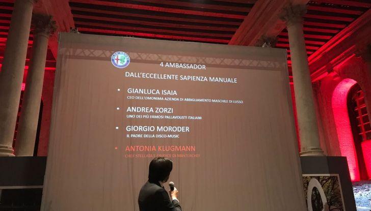 Alfa Romeo Stelvio Quadrifoglio, ultima tappa a Venezia con la chef Klugman - Foto 15 di 16