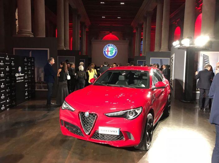 Alfa Romeo Stelvio Quadrifoglio, ultima tappa a Venezia con la chef Klugman - Foto 2 di 16