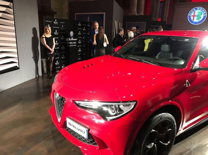 Alfa Romeo Stelvio Quadrifoglio, ultima tappa a Venezia con la chef Klugman - Foto 4 di 16